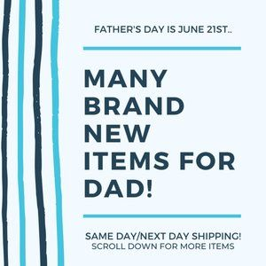 Other - DON'T FORGET DAD!